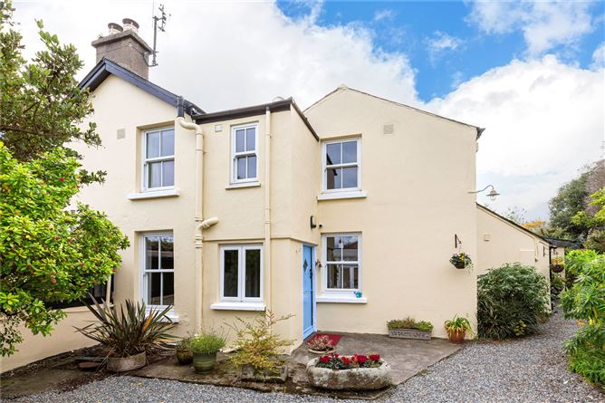 Main image for Springmount Cottage, Church Road, Greystones, Co. Wicklow, A63 PX01