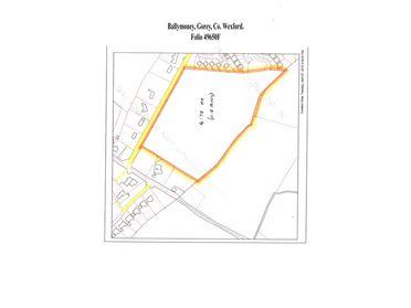 Property image of C. 11.76 Acres (4.78 HA), Ballymoney, Gorey, Co. Wexford.
