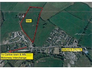 Photo of 6.6 acre site , Tinryland, Carlow