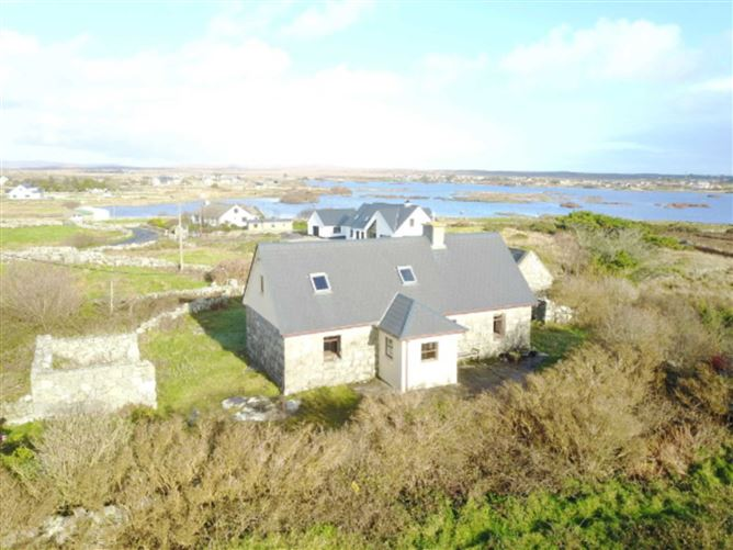 Main image for CLOUGHMORE, BALLYNAHOWN, Connemara, Co. Galway