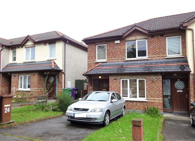 24 Lanesborough Drive, Finglas,   Dublin 11