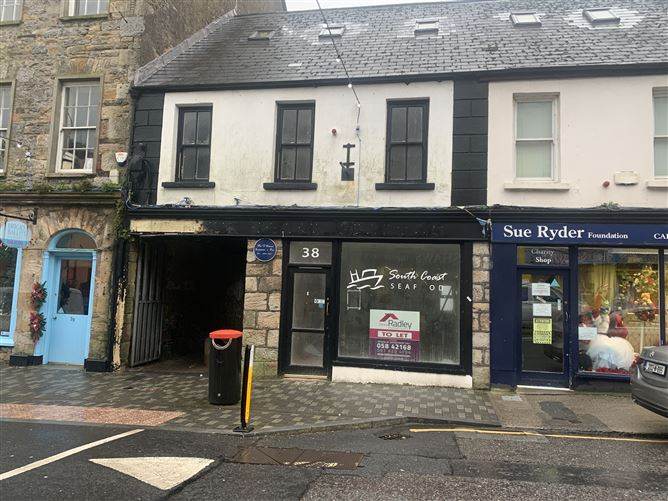 Main image for 38 St Mary Street, Dungarvan, Waterford