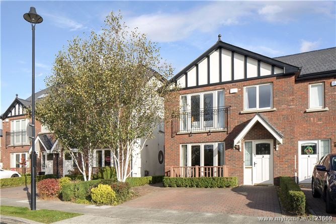 3 Church Drive, Eden Gate, Delgany, Co Wicklow