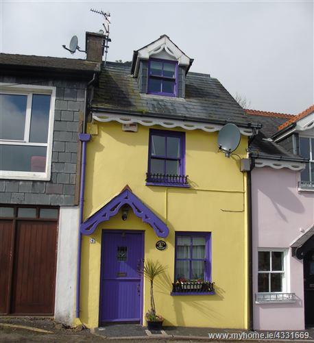 Main image for Bramble Cottage, 4 World's End, Kinsale, Cork