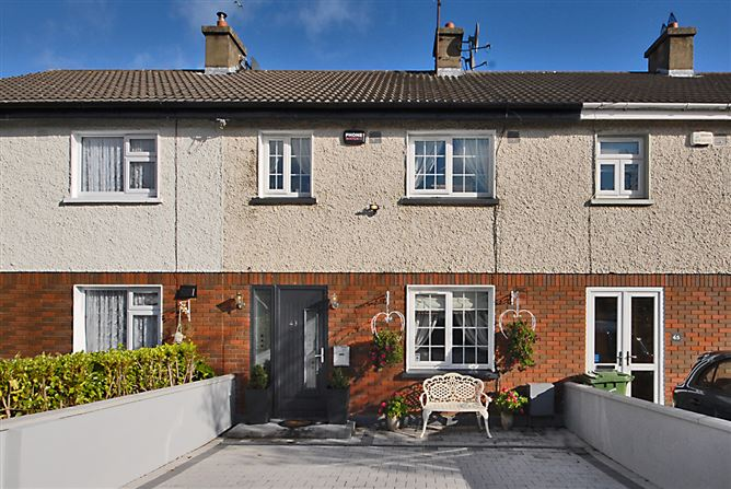 43 Ballyogan Crescent, , Carrickmines,   Dublin 18