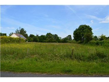 Photo of Site At The Meelaghans, Tullamore, Co Offaly