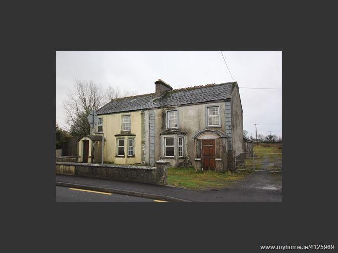 Photo of Church Street, Tubbercurry, Sligo