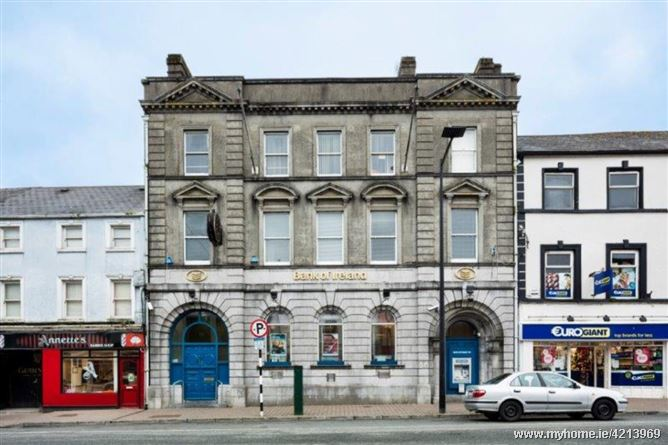 Bank of Ireland , 68 Main Street, Longford