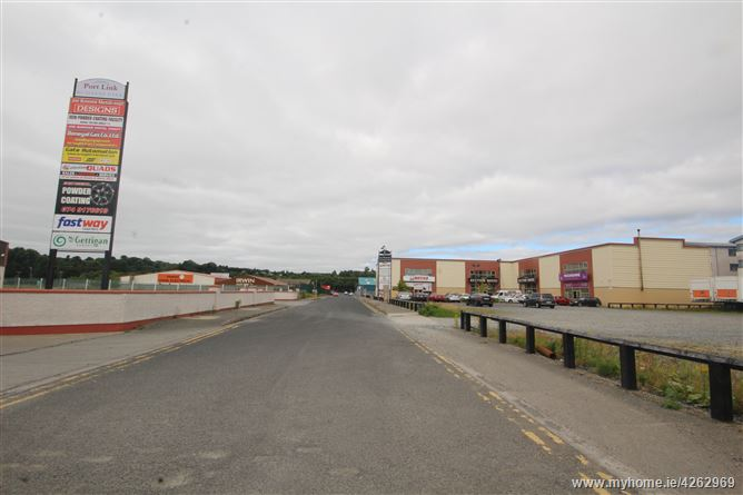 Main image for Port Road (Joe Bonner Business Park), Letterkenny, Donegal