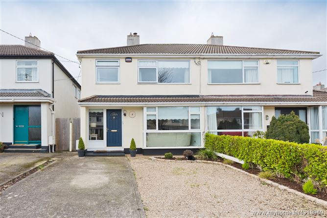 4 The Crescent, Woodpark, Ballinteer, Dublin 16