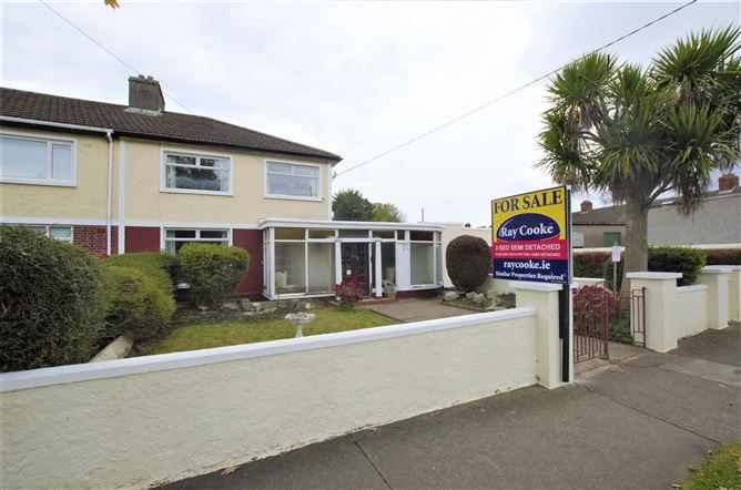 Main image for House & Site with FPP 79 Shanboley Road, Beaumont, Dublin 9