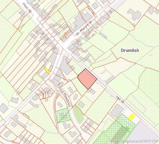 Drumlish Village, Drumlish, Longford