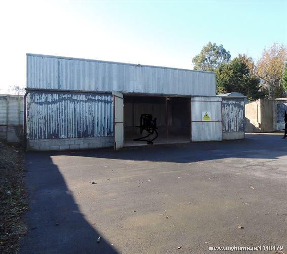 Light Industrial Unit/Storage, Coolawinna, Ashford, Wicklow