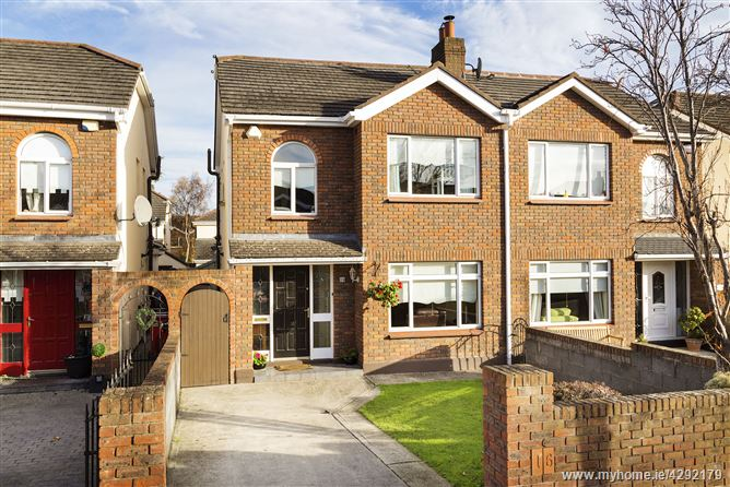 16 Chancel Mews, Riverston Abbey, Navan Road,   Dublin 7