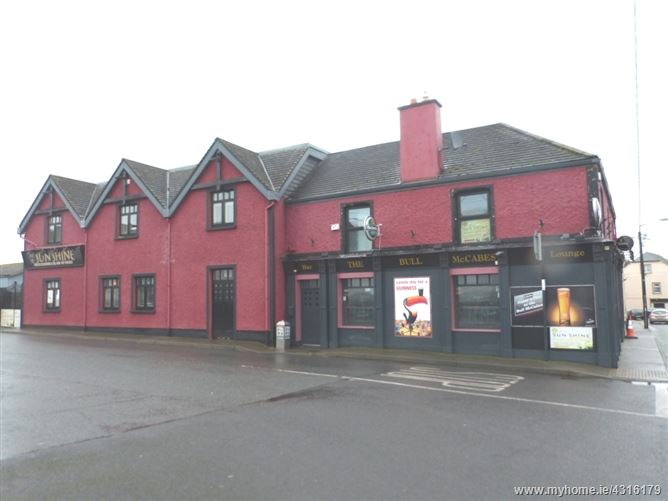Main image for The Bull McCabe, Abbey Street, Tullow, Carlow