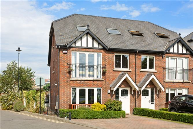 Main image for 20 Priory Drive, Eden Gate, Delgany, Co. Wicklow