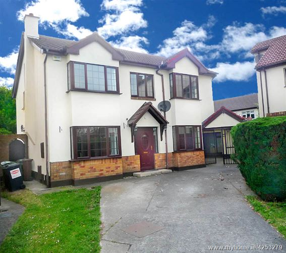 9 Temple Manor Grove, Greenhills, Dublin 12