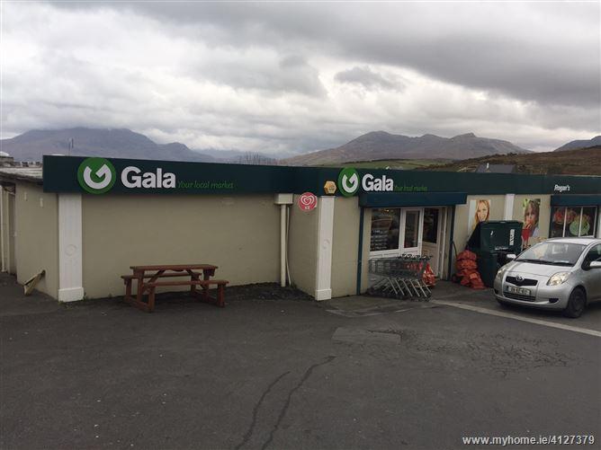 Photo of Gala Shop & Petrol Station, Tullycross, Renvyle, Galway