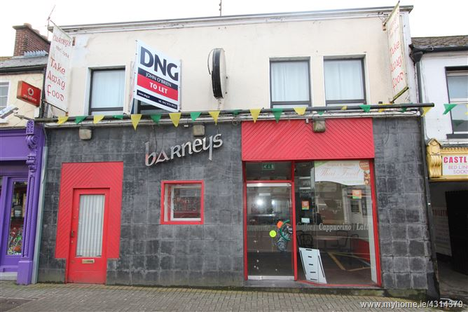 Main image for Barneys, Main Street, Castleblayney, Monaghan