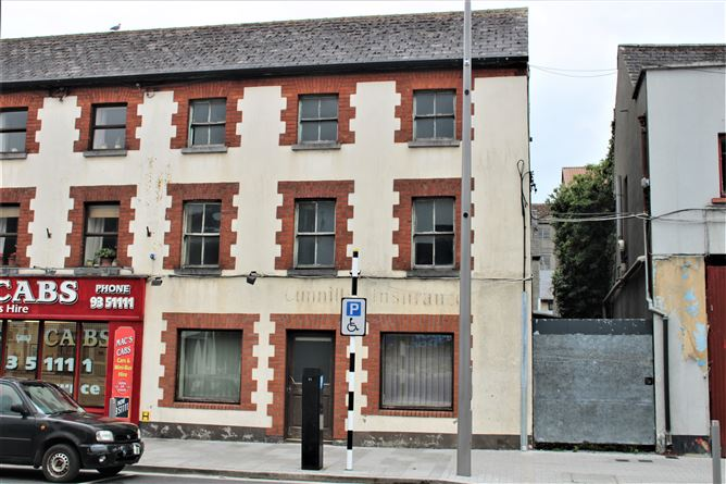 Main image for Commercial/Residential Property at William Street, Tullamore, Offaly