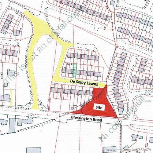 Photo of Site off the Blessington Road at De Selby, Tallaght, Dublin