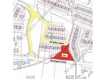 Main image of Site off the Blessington Road at De Selby, Tallaght, Dublin