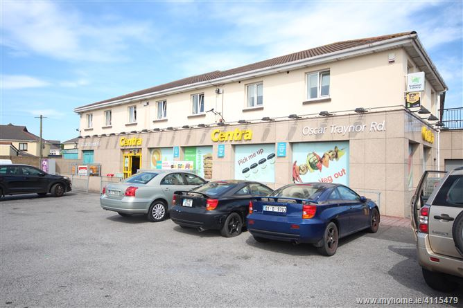 Photo of Centra and 4 Overhead Apartments, Oscar Traynor Road, Coolock, Dublin