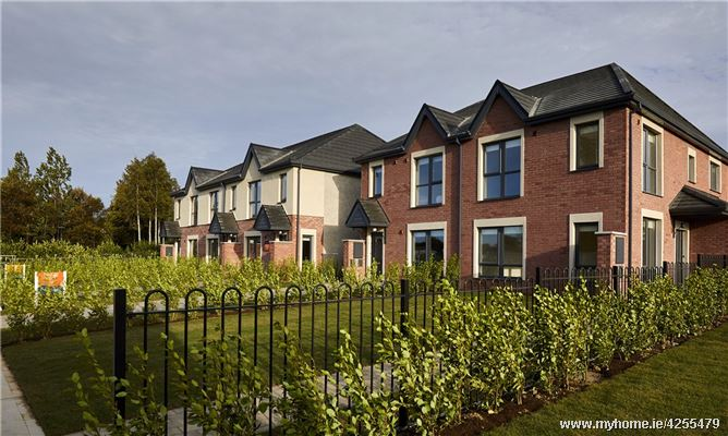 3 Bedroom Homes, Ardsolus, Brownsbarn, Co. Dublin