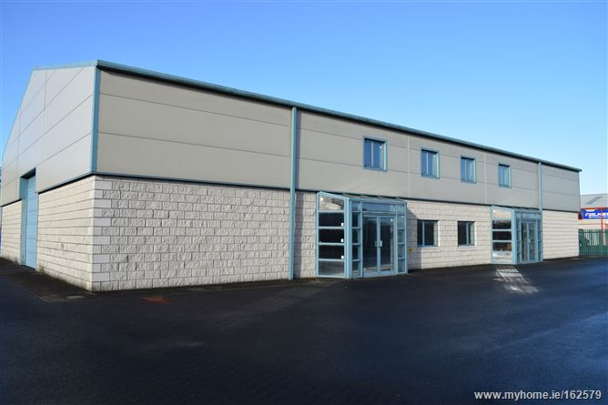 Unit on Site 13, Barrowside Business Park, Sleaty Rd, Graiguecullen, Co. Carlow