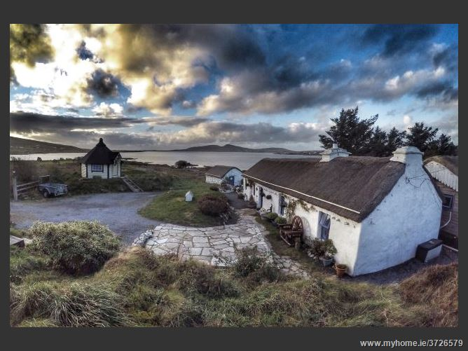 Jacobs Cottage, Lettermacaward, Donegal