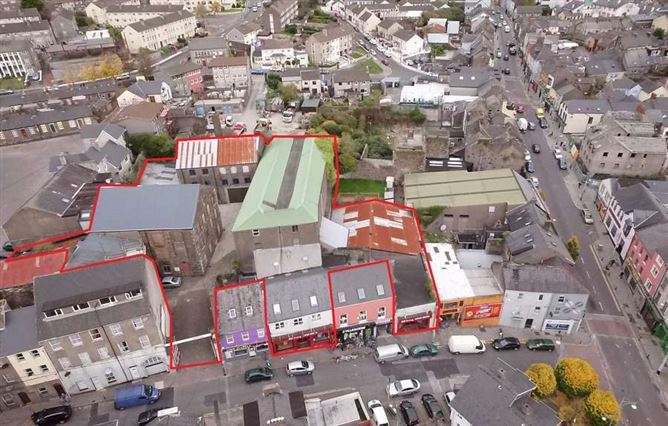 Main image for Site at Broguemakers Hill, Blarney Street, Cork City