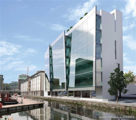 Photo of Waterways House, Grand Canal Quay, Dublin 2