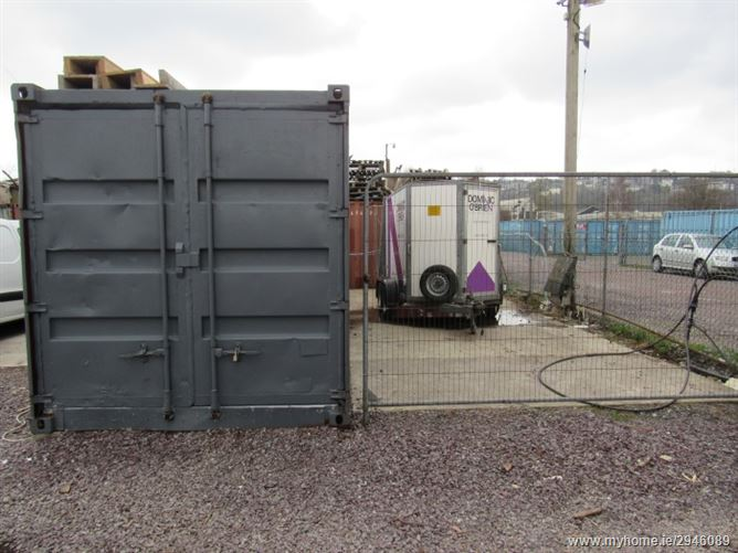 Yard Space and Storage Centre Park Road, City Centre Sth, Cork City