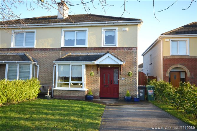 20 The Grove, Grange Manor, Lucan, County Dublin