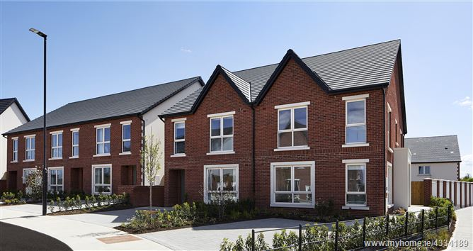 Main image for Oak Park, Naas, Co. Kildare - 4 Bed-Semi Detached