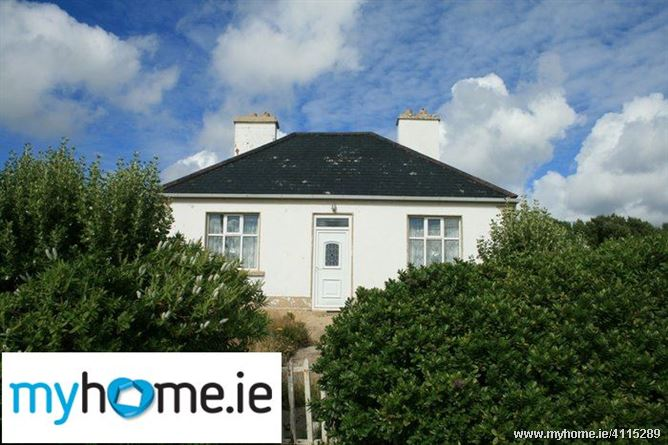 11.14 Acres & house at Toorglass, Belmullet, Co. Mayo