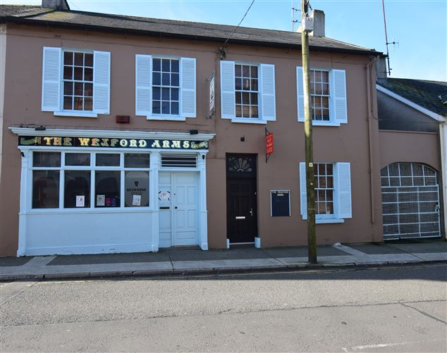"""Main image for """"The Wexford Arms"""" (With B&B), 96/98 Upper John Street, Wexford Town, Wexford"""