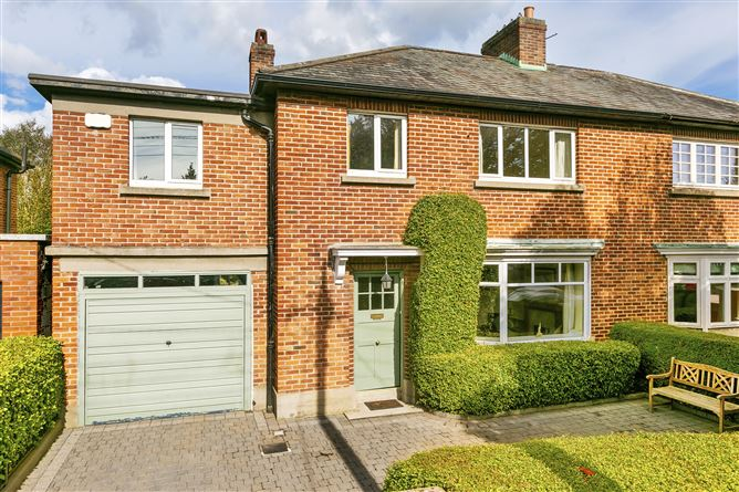 Main image for 3 Whitethorn Road, Clonskeagh, Dublin 14