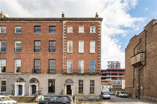 Apt. 5 @ No. 7 Fitzwilliam Place, Leeson Street, Dublin 2