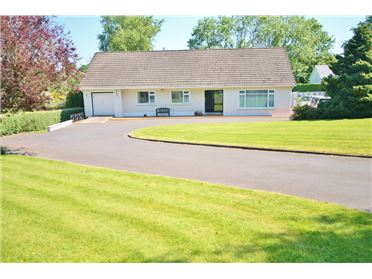 Photo of Detached Four Bedroom Bungalow on c. 0.56 Acre, Bishopsland, Ballymore Eustace, Naas, Kildare