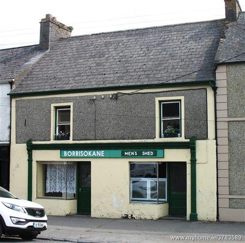 'Clarke's Shop' Main Street, Borrisokane, Tipperary