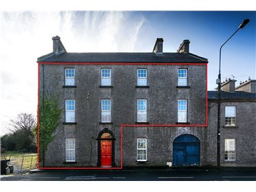 Photo of Bridge House, Bridge Street, Ballinasloe, Co. Galway.