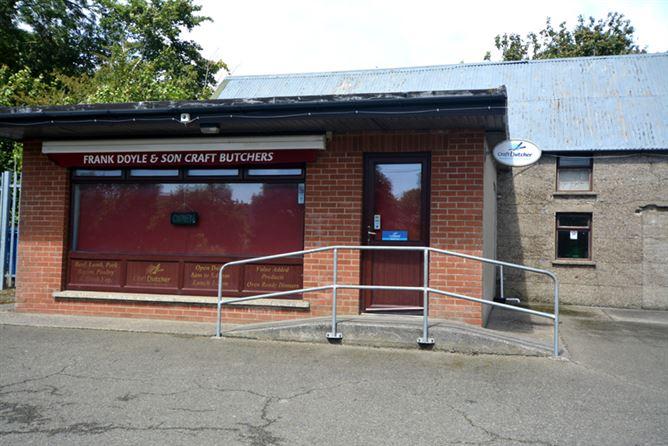 Main image for Excellent Business Premises (Ex Butchers), Bridgetown, Wexford