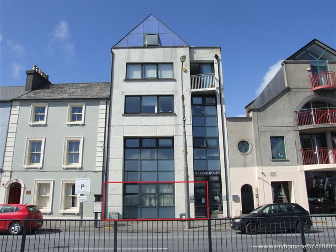 Ground Floor, Marina House, 7 New Docks, City Centre, Galway City