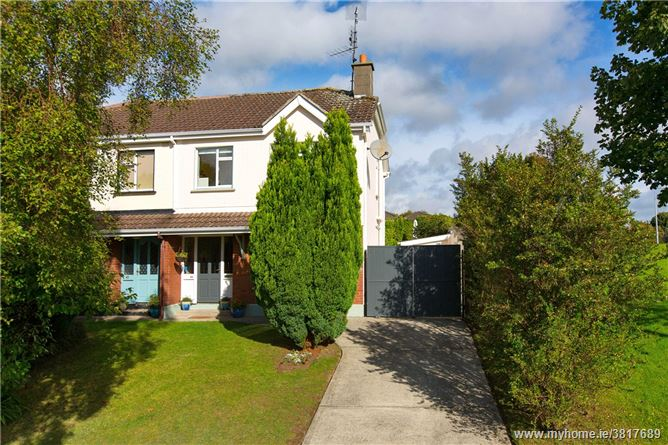 44 Garden Village Crescent, Kilpedder, Co Wicklow