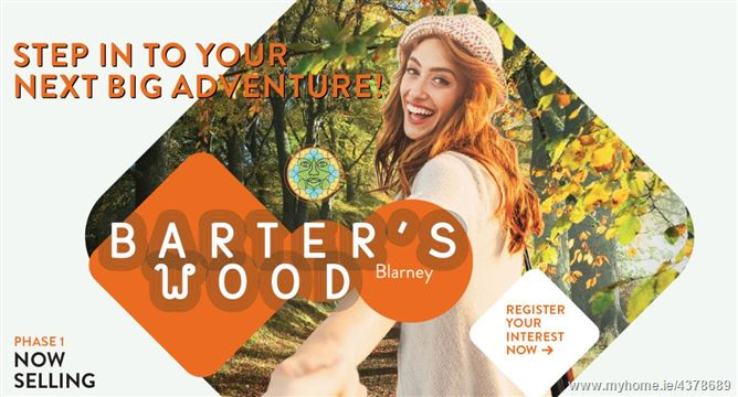 Main image for Barter's Wood, Blarney, Cork City