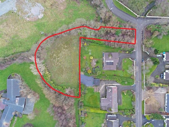 Main image for c. 0.7 Acre Site with F.P.P. For 1 Residence, Orchard Lane, Wexford Town, Wexford