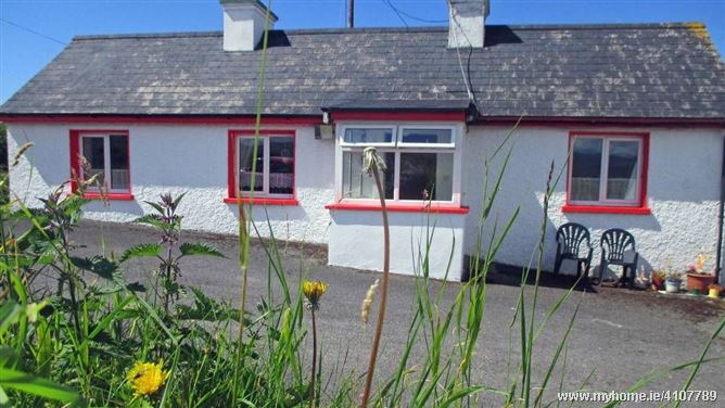 Milly and Eve's Cottage, Donegal