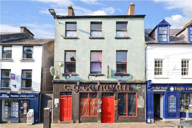 E.G. Canavan's Pub, High Street, Tuam