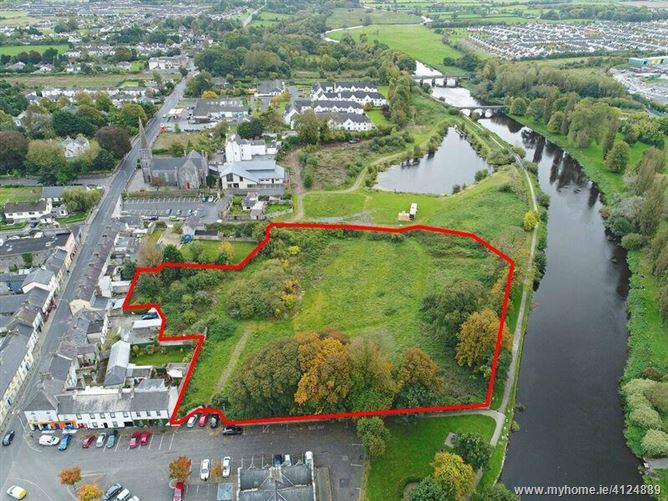 C.2.67 Acres ( 1.08 Hectares )  Town Centre Site, The Abbey, Emily Square, Athy, Kildare